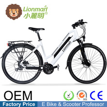 Hot selling machine grade 700C giant electric bicycles e bike