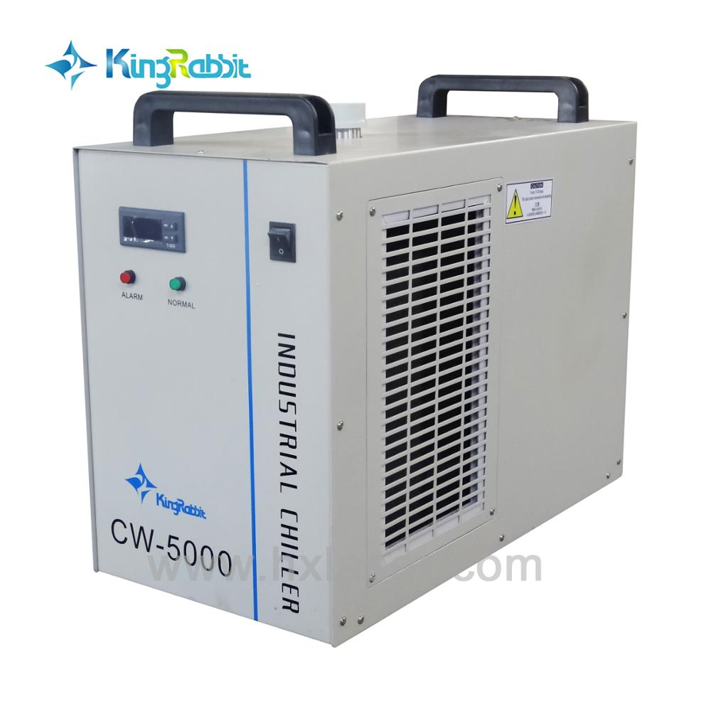 hot sale low price King Rabbit industrial water chiller CW5000