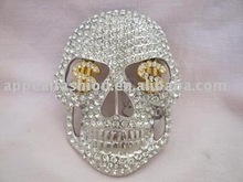 death-head belt buckle(SM08-1000-2)