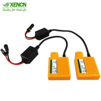 XENCN H1 H3 H7 H11 HB3 HB4 12V 35W 5500K Single beam HID KIT SET Top quality HID XENON SYSTEM DC12V hid conversion kit