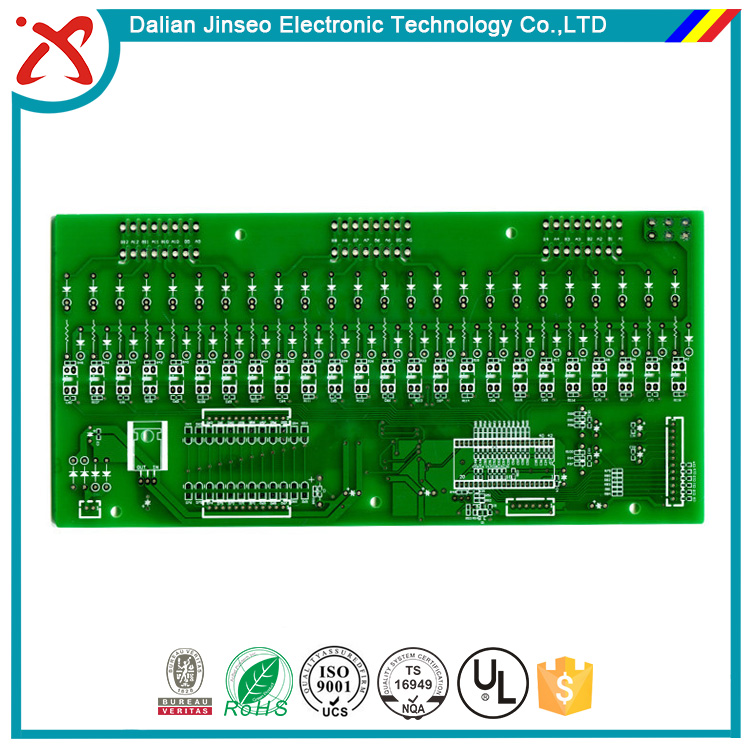 Customize electronic circuit board parts