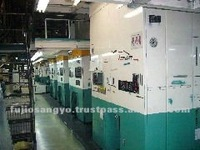 Japnanese Used Newspaper Web Offset Printing Machinery