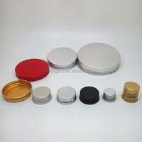 closure aluminium cap screw cap for PET PE PP bottle