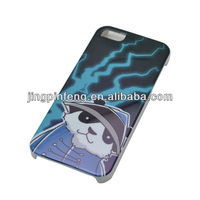 for iphone5 case hard customized IMD technology, high shinny finish with top quality
