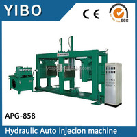 YIBO Hot sale Automatic pressure gelation hydraulic APG injection molding machine for bushing | insulator