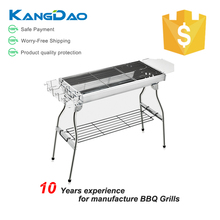 Factory industrial commercial charcoal bbq barbecue grills