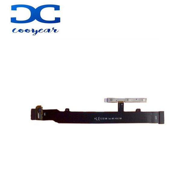 For Gionee M5 Replacement Parts Power On Off Switch Volume Button Flex Cable