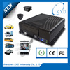 Factory directly 4 channel Mobile DVR Used for Car/Truck/Tanker/Bus/Taxi/Ship/fleet GPS tracking/3G wifi video surveillance