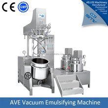 vacuum mixing machine for chocolate mixer