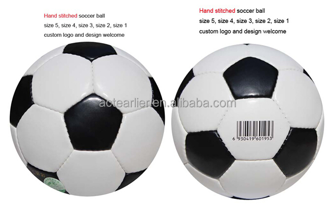 2018 world cup custom logo football & soccer for gifts