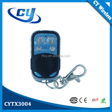 CYTX3004 + CYRM03 4-Channel Garage Door Opener Remote Control EV1527 Decode 433mhz Receiver Module Set