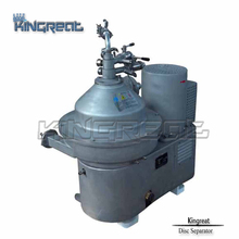 Electric control different capacity centrifugal separation milk dairy processing machine