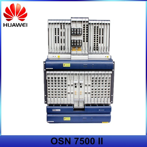 Huawei intelligent optical switching system OptiX OSN 7500 II