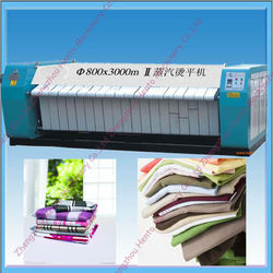 Automatic Laundry Ironing Machine/laundry hotel sheets ironing machine