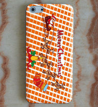 silicone stitch mobile phone cover for any full color print logo