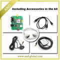 Free Shipping DHL/EMS GSM GPS demo board,GSM GPS Studting board,instead of SIM908