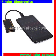 Good price Mini Slim Port to HD Adapter, 1080P, supported 3D