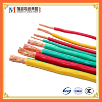 pvc coated electric copper wire heavy duty electric wire