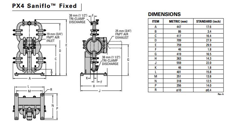 Wilden Pump 8 Diagram Home Wiring Diagrams