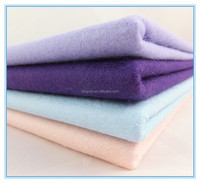 color wool felt and color polyester felt fabric