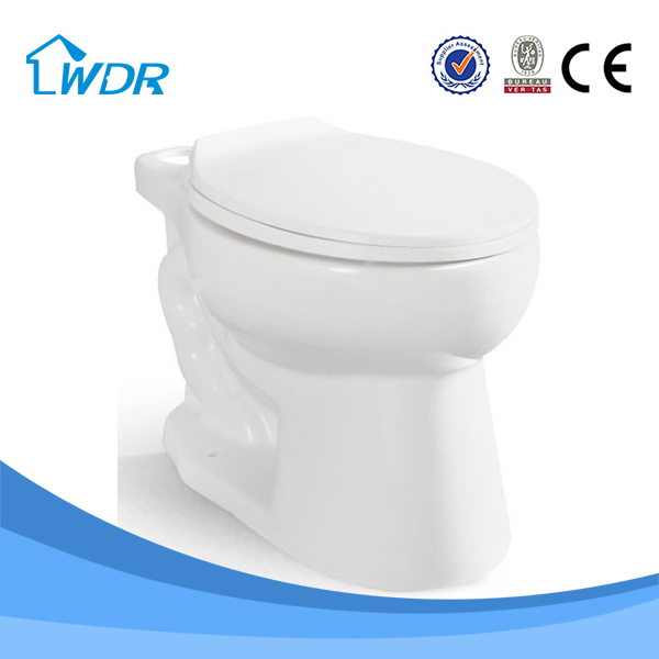 Siphonic vitreous china ceramic restroom chinese floor mounted water closet