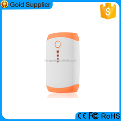Bulk power bank supply 7800mAh with LED torch for all smartphones