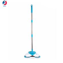 Hand Long Handle Plastic Broom Making Machine Sweeping 360 Spin Broom