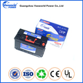 Italy Importer 12v 88ah DIN88 Car Battery