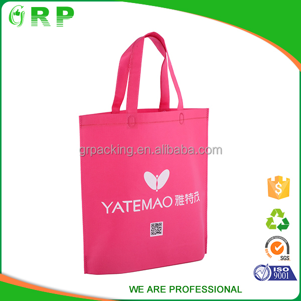 Outdoor shopping use multipurpose non woven matt laminated bag