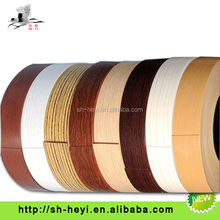 New Listing Colorful Woodgrain Edge Tape For Furniture Accessory
