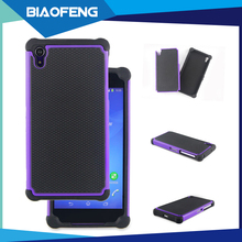 Competitive advantage products for sony xperia z2 soft bumper phone case from foshan factory