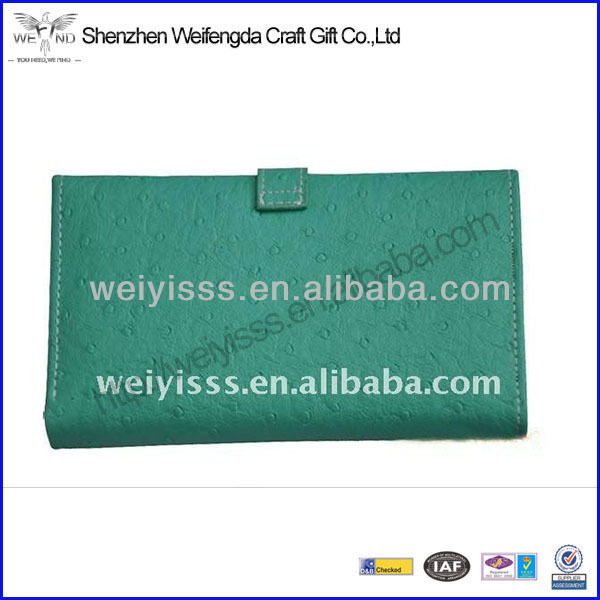 Good Quality Leather Women Wallet New Famous Brand Leather Wallets