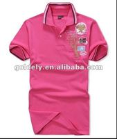 MOQ2000 fine quality polo shirt wholesale for women/polo shirt with embroidered logo/polo shirt with subliamtion printing