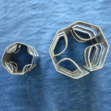 Metal Modified the arc ring