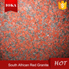 South Africa Red granite