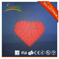 christmas light controller box music neon LED heart light