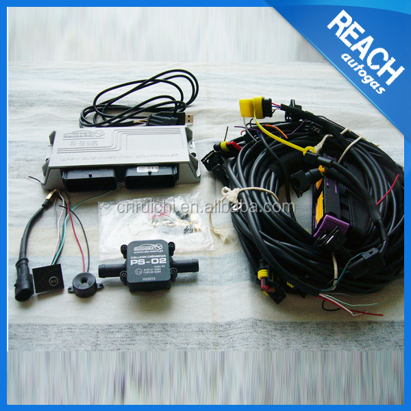 Wholesale price lpg/cng kit timing advance processor for car
