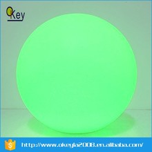 2017 hot sale cheap colorful led ball light for outdoor decoration