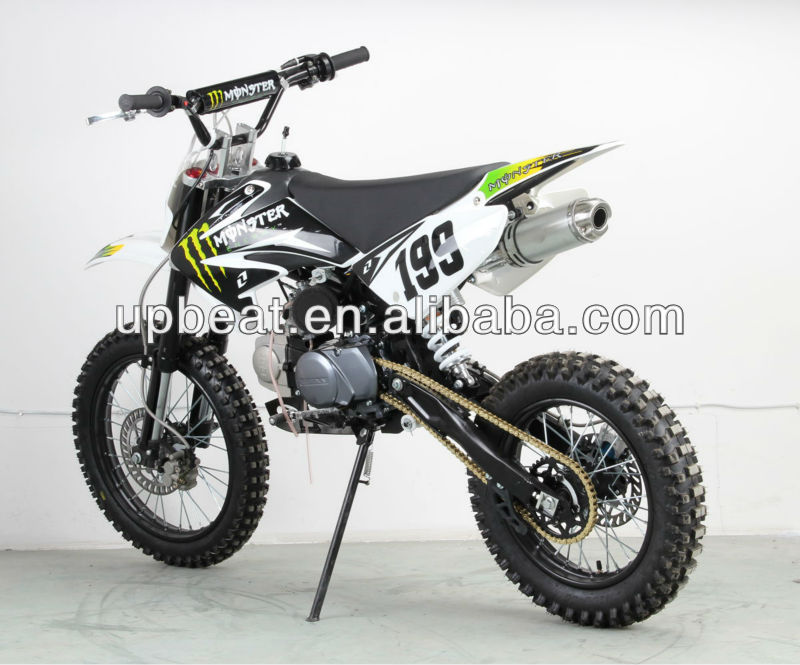 upbeat motorcycle 125cc dirt bike CRF70 lifan engine
