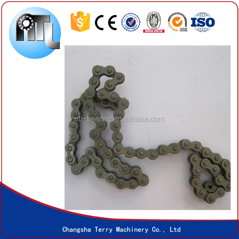Motorcycle Chain Type roller chain 415H 415 420 with competitive price