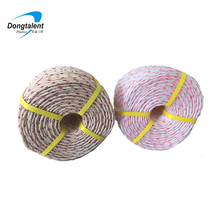 Polypropylene rope / danline twisted rope / pp packing rope