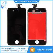 Original mobile phone lcd for iphone 4s lcd screen assembly