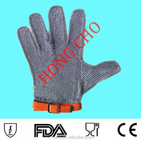 metal stainless steel metal protective gloves garden glove