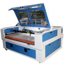 New credit card making machine with CO2 laser engraving cutting machine