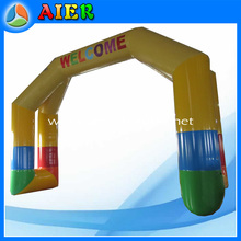 8M archway inflatable for sale,inflatable finish line arch