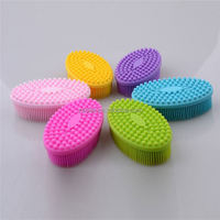 novelty kitchen stuff washing colorful cleaning brush