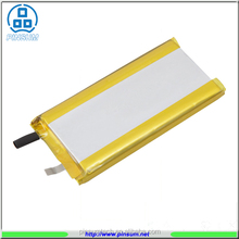 Pinsum Compatible size customizable parameter rechargeable Li-polymer battery