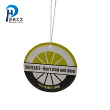 OEM promotional eco-friendly little tree car perfume sexy car paper air freshener