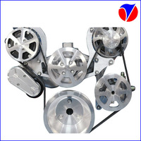 China OEM High Quality Manufacturer Custom Motor Drive Pulley