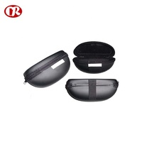 Printing logo accept custom size zipper storage sunglasses case